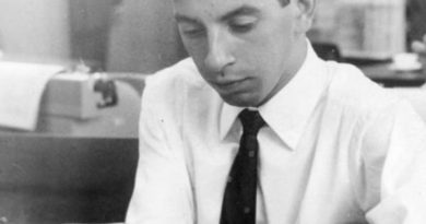 Celso Nascimento na Gazeta em 1966